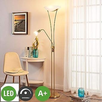 Wohnzimmer Lampe Stehlampe Esszimmer Leuchte Innenbeleuchtung modern 4,5 W LED
