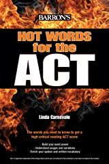 Hot Words for the ACT (Barron's Test Prep) Paperback