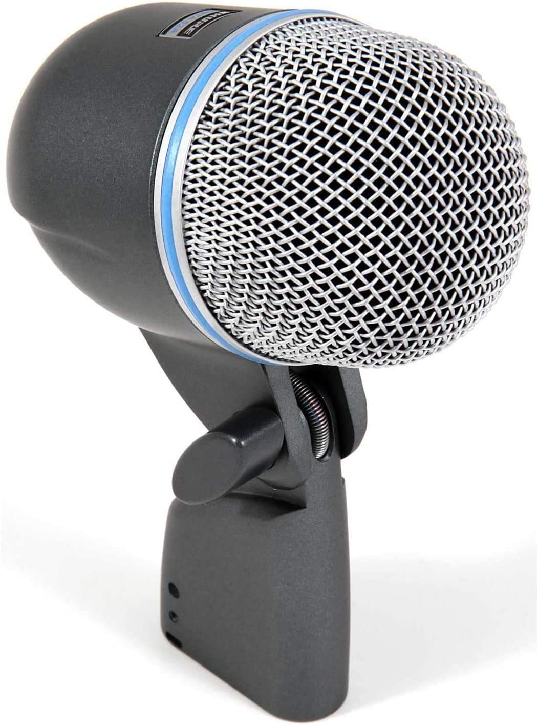 Shure BETA 52A Supercardioid Dynamic Kick Drum Microphone with High Output Neodymium Element: Musical Instruments