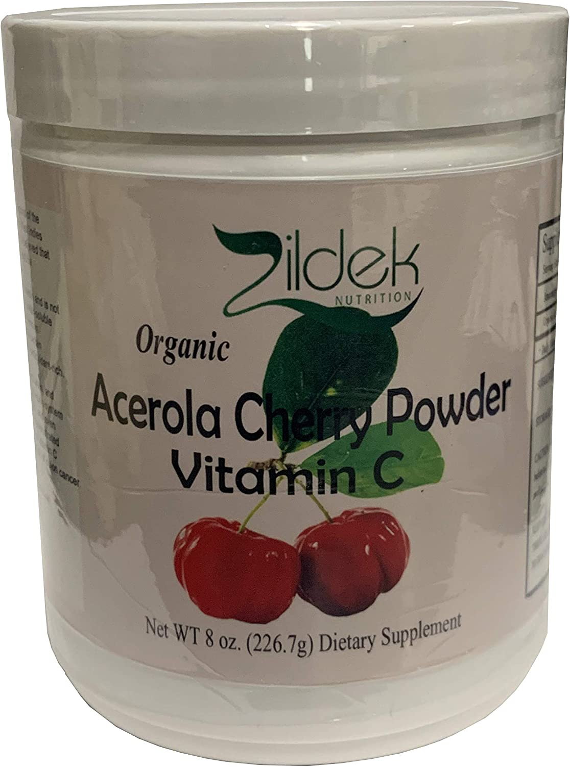 Acerola Cherry Powder Vitamin C 8 oz