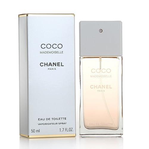 Chanel coco mademoiselle eau de parfum spray 50ml (1.7oz ...