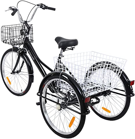 Yonntech Ambienceo Triciclo para Adultos 24