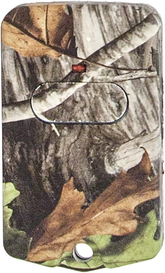 Mighty Mule Autumn Woodland Camouflage Single Button Gate Opener Remote (TR5135CF01)