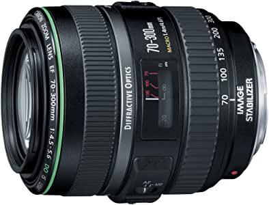Canon EF 70-300mm f/4.5-5.6 DO IS USM Lens for Canon EOS Cameras