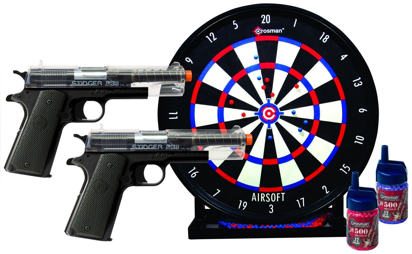 Crosman Airsoft Stinger Challenge Kit
