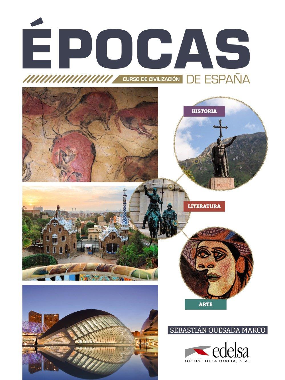 Épocas de España Civilización y Cultura - Jóvenes y adultos ...