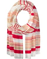 Calvin Klein Womens Swirling Stripe