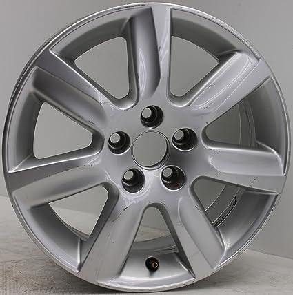 1 Original Volkswagen Polo 15 Pulgadas Riverside aluminio Llanta ...
