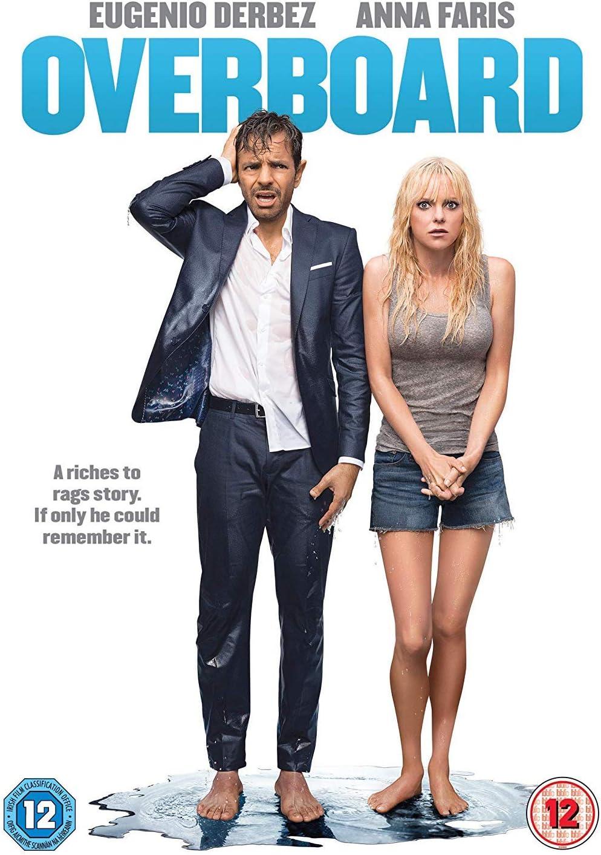 Overboard Dvd Amazon Co Uk Anna Faris Eva Longoria Eugenio Derbez Rob Greenberg Anna Faris Eva Longoria Dvd Blu Ray