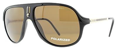 6976a8e39f Amazon.com  Carrera Safari R S Sunglasses-0V08 Dark Havana (VW Brown ...
