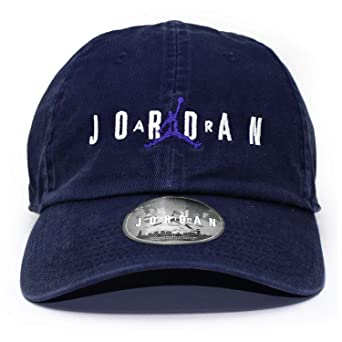 Nike Jordan Heritage H86 Air Strapback Hat Black/Grey AA1306-010 at Amazon Mens Clothing store: