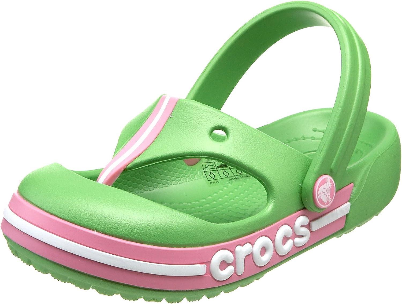 Crocs Crocband Toe Bumper Flip, Unisex