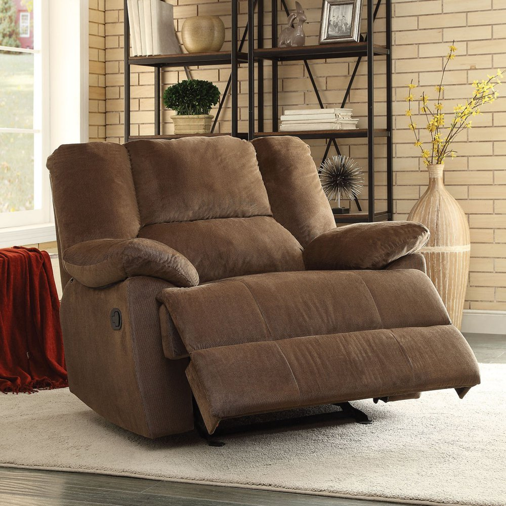 Oversized recliners big man chairs big and tall big - Big size couch ...