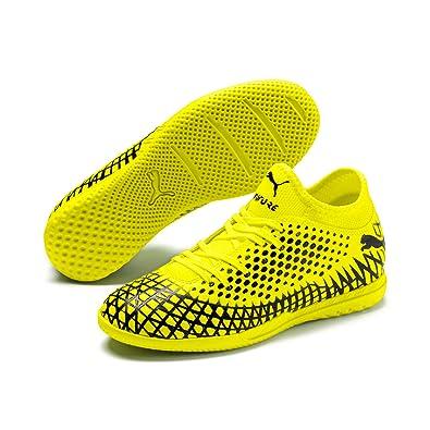 Puma Scarpa da Calcetto amazon shoes giallo Da calcio