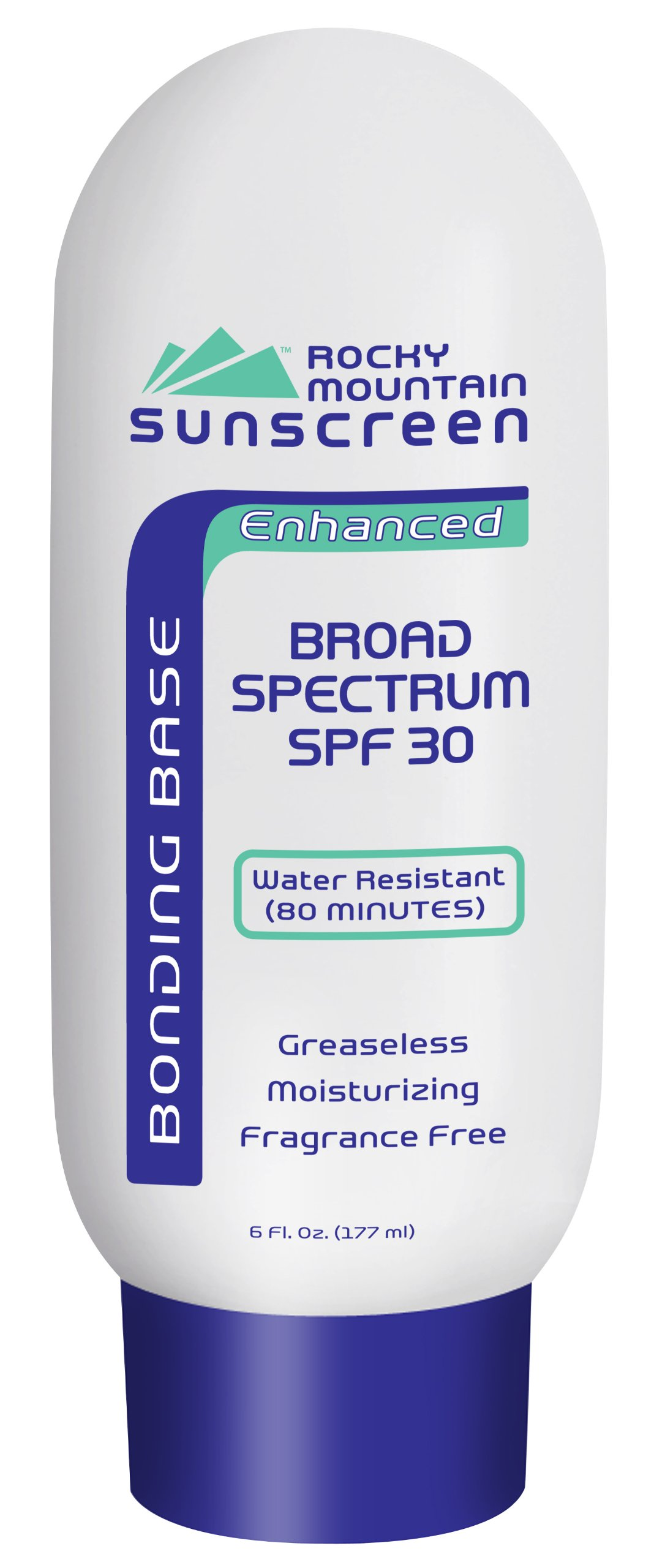 Rocky Mountain Sunscreen SPF 30 Broad Spectrum Sunscreen, 6 Ounce