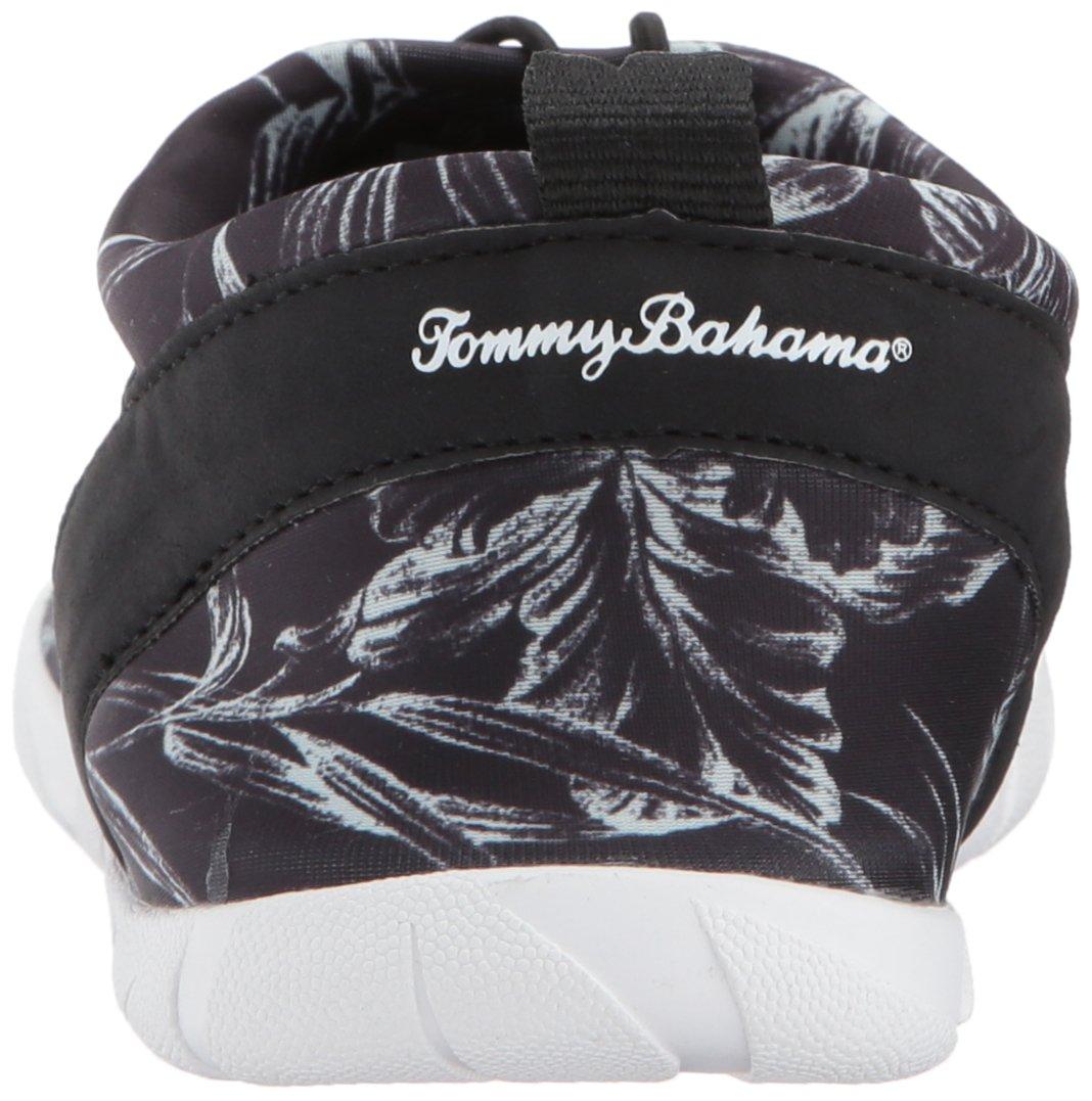 Tommy Bahama Women's Komomo Island Water Shoe B06XTNQZRW 11 B(M) US|Black Print