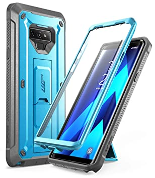 beauty get cheap huge selection of SUPCASE Coque Samsung Note 9, Coque Intégrale de Protection Robuste  Anti-Choc avec Protecteur d'écran Intégré et Béquille [Unicorn Beetle Pro]  pour ...