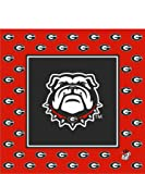 Westrick Georgia Bulldogs Party Supplies 81 Pieces