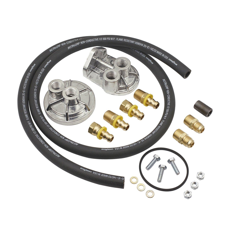 Mr. Gasket 7680 Remote Oil Filter System Mr Gasket