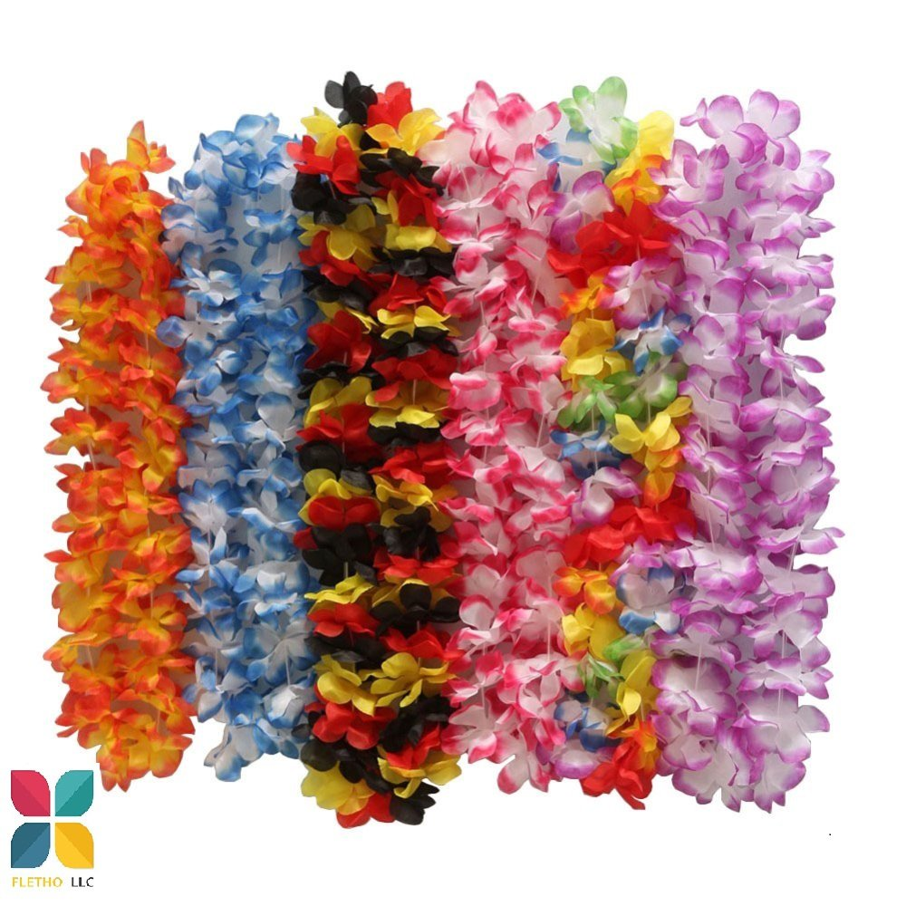 Amazon Luau Party Supplies Decorations Pack 36 Tropical