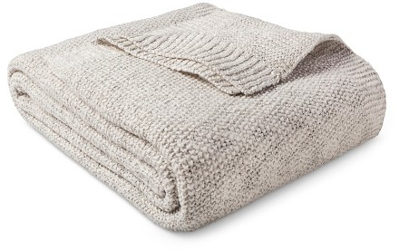 Threshold™ Sweater Knit Blanket : Target
