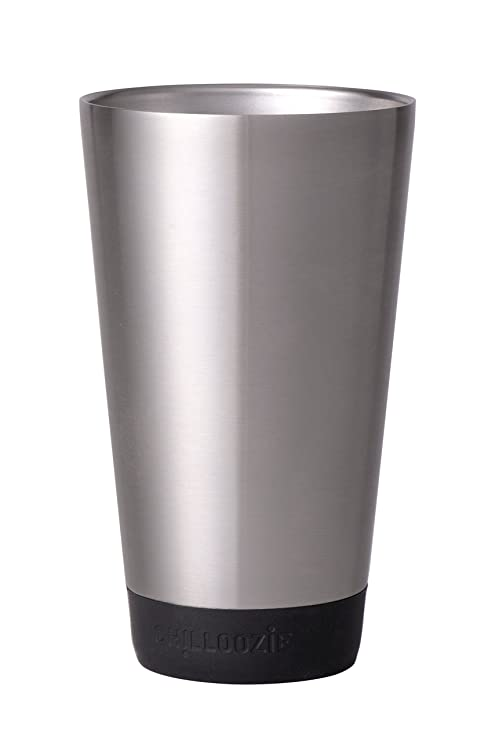 20ba4c02c2d CHILLOOZIE 20oz Stainless Steel Vacuum Insulated Tumbler and Cozy