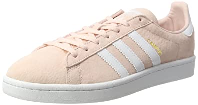 huge discount 8e11b 11eed adidas Damen Campus Sneaker, Pink (Iced Pink footwear White rose Cr Y