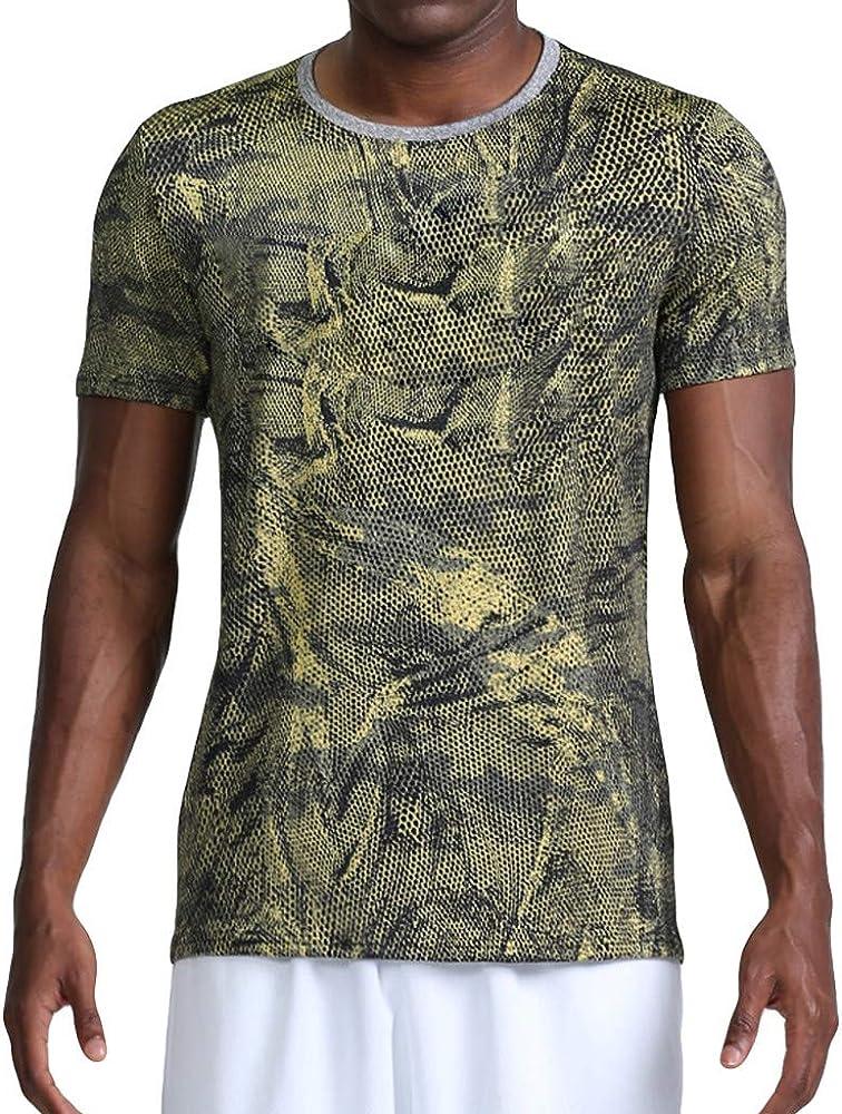 Vectry Camiseta Manga Corta Deporte Hombre Traje Medieval Hombre Camisa Hawaiana Hombre T Shirt Hombre Ropa Tactica Hombre Camiseta Manga Larga Hombre: Amazon.es: Ropa y accesorios