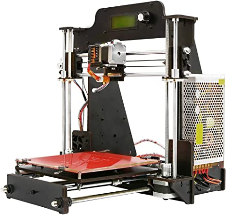 GIANTARM Geeetech - Impresora 3D Pro W Prusa I3 DIY de Escritorio ...