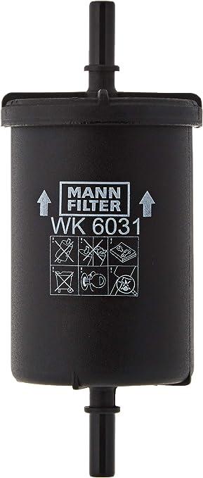 Original Mann Filter Kraftstofffilter Wk 6031 Für Pkw Auto