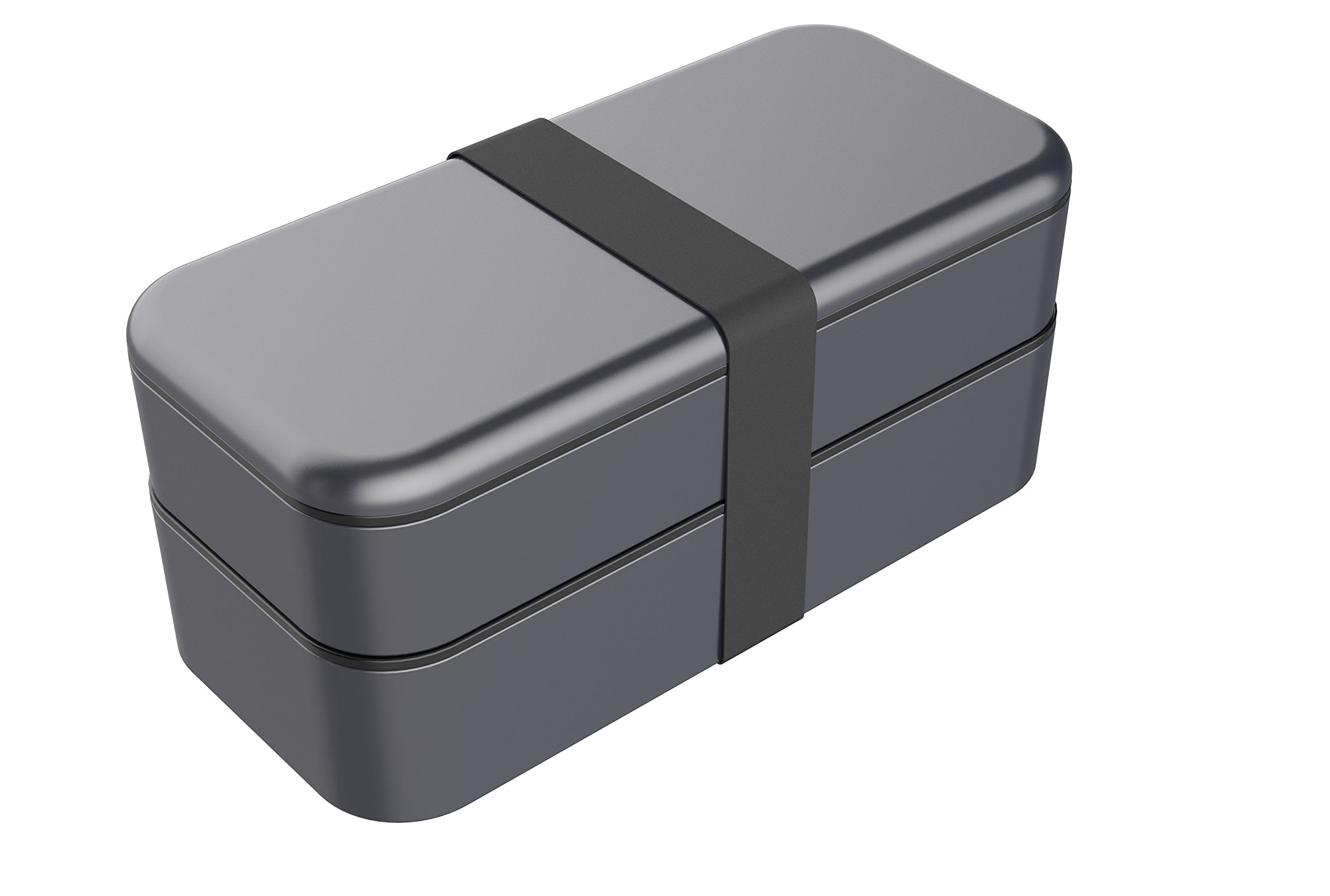Function101 BentoStack Organizer - Compatible with Apple Products and Accessories - Space Gray