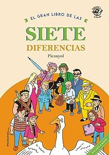 El Gran Libro De Las Siete Diferencias (Picanyol) - 9788494454868