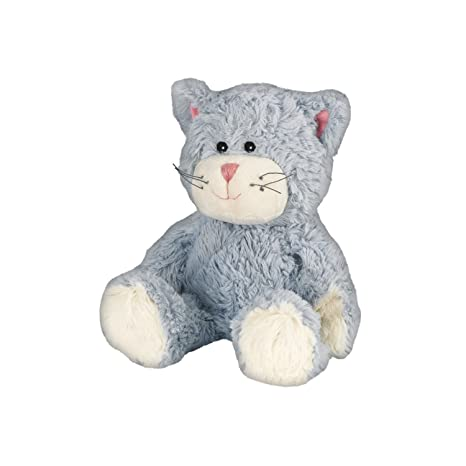 Warmies - Gato, Peluche térmico (T-Tex 38)