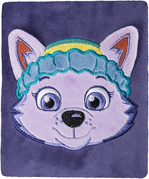 PAW PATROL PWP9-5067-5 Everest A5 - Cuaderno de Peluche, Multicolor: Amazon.es: Juguetes y juegos