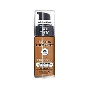 Revlon ColorStay Liquid Foundation For Normal/dry Skin, SPF 20, Pecan, 1 Fl Oz
