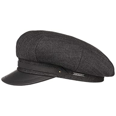 Stetson Gorra Marinera Maine Wool Hombre - Made in Germany Gorro ...