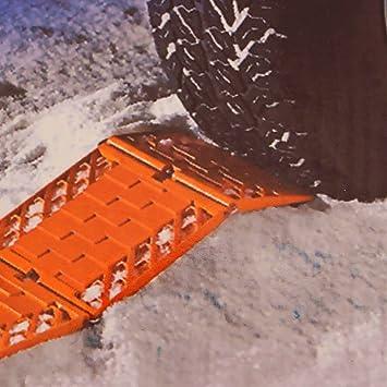 Amazon.es: Placas de rescate para ruedas, para barro, nieve, tracción, agarre de ruedas en la arena, para hielo, furgonetas, para ruedas de emergencia de ...