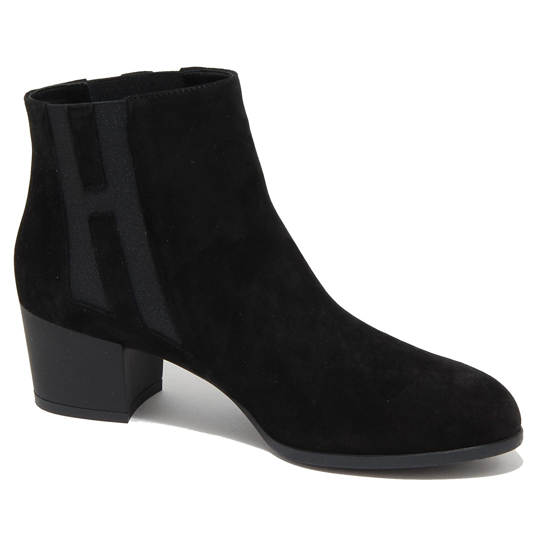 Hogan 6800N Tronchetto H272 Scarpe Scarpe Scarpe Donna Nero scarpe Donna c3a0f4