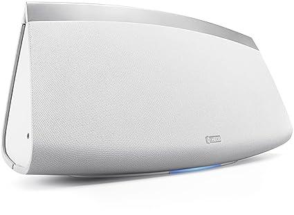 Denon HEOS 7 HS2 - Altavoz (Bluetooth, Wi-Fi) Color Blanco: Amazon ...