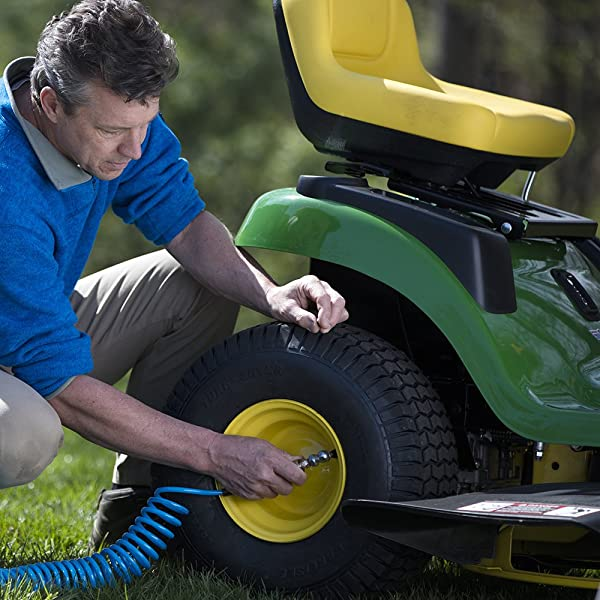 With 2.4 CFM, you can count on the equipment to do an excellent job with your household tasks.