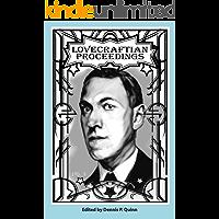 Lovecraftian Proceedings No. 3 book cover