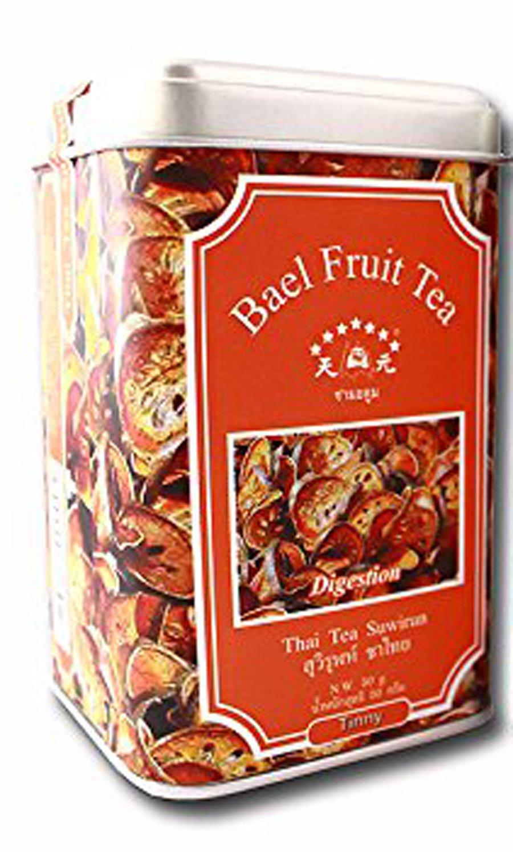 Suwirun Tinny Bael Fruit Tea 50g.1box