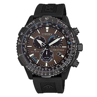 Citizen Radio Controlled CB5005-13X Reloj radiocontrolado para hombres: Amazon.es: Relojes