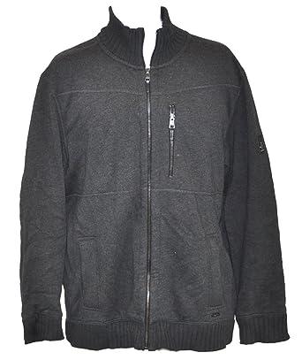 5a9fb7a4207f Calvin Klein Men s Lifestyle Sportswear Full Zip Sweater Jacket (medium