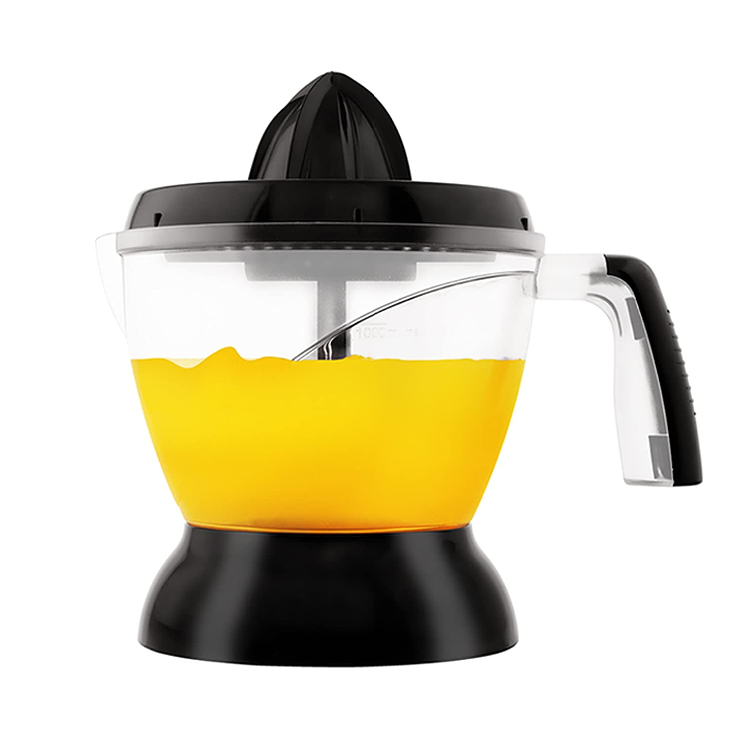 Big Boss 8962 Electric Citrus Juicer, Black, 1,
