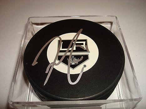 2ddb5dc4326 Jordan Nolan Autographed Hockey Puck - Go Kings! Los Angeles Kings #3 -  Autographed