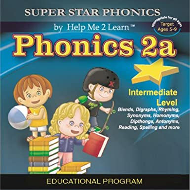Amazon.com: Super Star Phonics 2A for Mac [Download]: Software