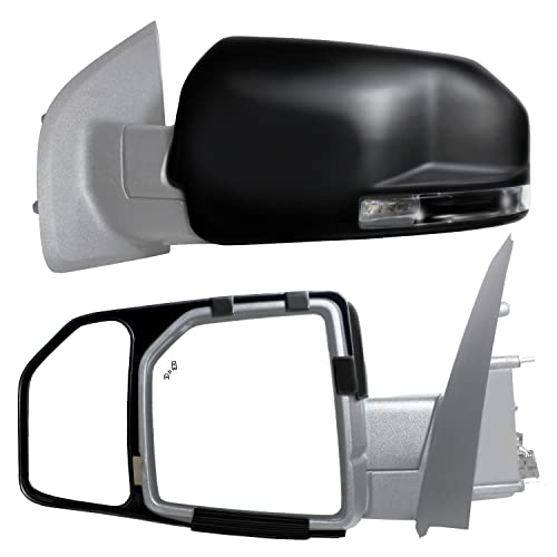 Fit System Tow Mirrors