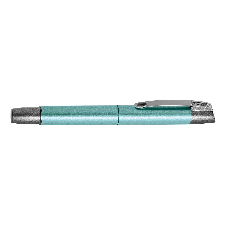 edle Kalligrafie-Feder Federbreite 1,4mm Online Schreibger/äte 61317//3D lila Softtouch-Griffst/ück Sch/önschreibf/üller Campus Metallic Lilac f/ür Standard-Tintenpatronen