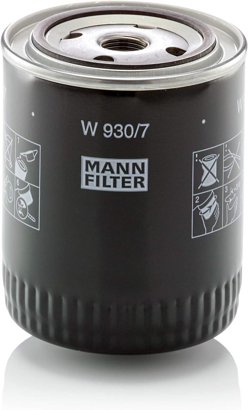 Original Mann Filter Ölfilter W 930 7 Für Nutzfahrzeuge Auto